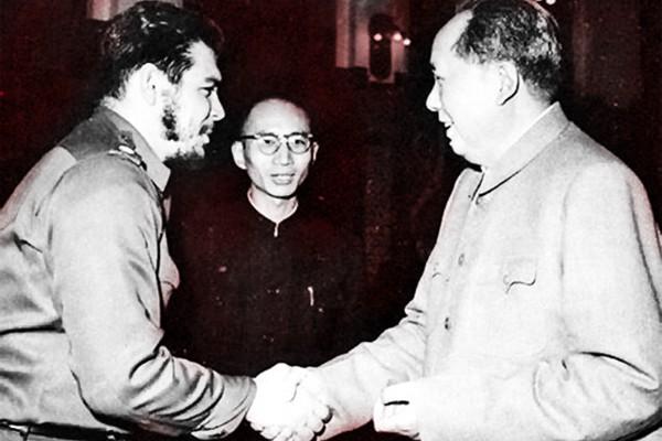 Беседа Мао Цзэдуна с Че Геварой