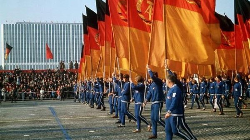 Ревизионизм и диверсия на примере ГДР