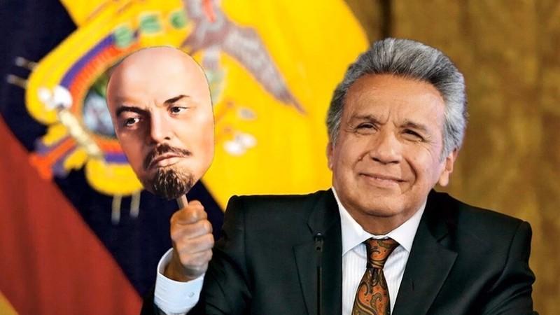 Эквадор: восстание против МВФ и ренегата Морено