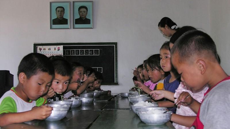 Гуманитарные последствия санкций ООН и недофинансирования помощи КНДР
