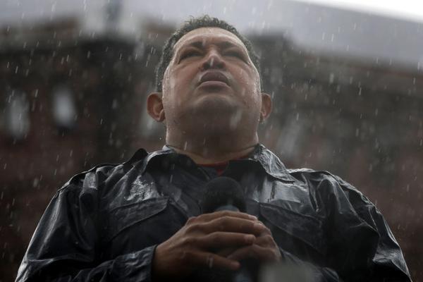 Убийство Чавеса. ЦРУ и ДЕА заметают следы