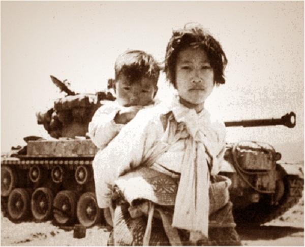 Преступления американского фашизма в Корее (1950-1953)
